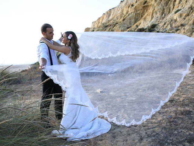 La boda de Sofia y Ismael en El Cerro De Andevalo, Huelva 1