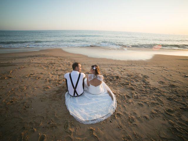 La boda de Sofia y Ismael en El Cerro De Andevalo, Huelva 25
