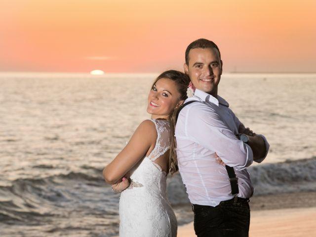 La boda de Sofia y Ismael en El Cerro De Andevalo, Huelva 31