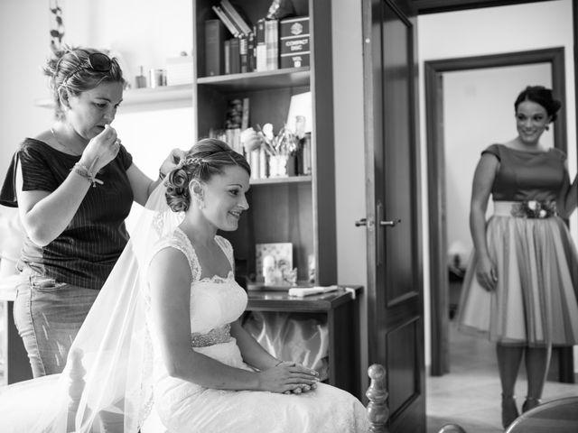 La boda de Sofia y Ismael en El Cerro De Andevalo, Huelva 37