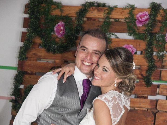 La boda de Sofia y Ismael en El Cerro De Andevalo, Huelva 53