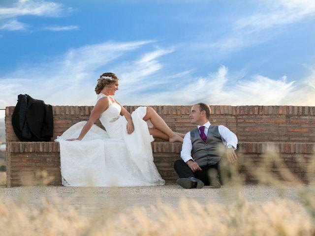 La boda de Sofia y Ismael en El Cerro De Andevalo, Huelva 56