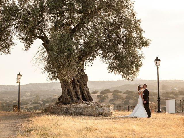 La boda de Sofia y Ismael en El Cerro De Andevalo, Huelva 59