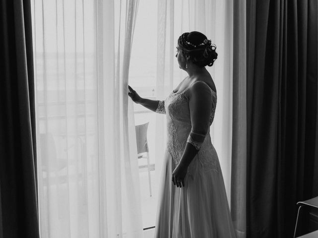 La boda de Xabi y Amaia en Getxo, Vizcaya 9