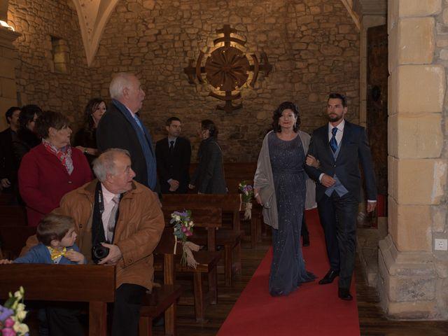 La boda de Xabi y Amaia en Getxo, Vizcaya 17