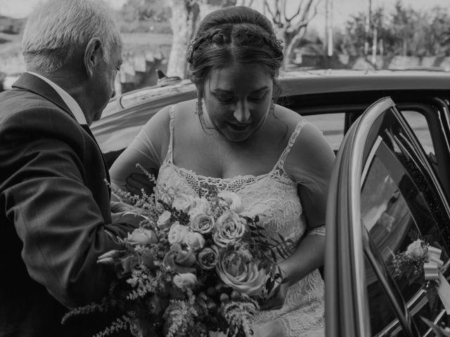La boda de Xabi y Amaia en Getxo, Vizcaya 19