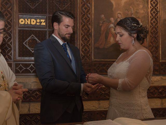 La boda de Xabi y Amaia en Getxo, Vizcaya 25