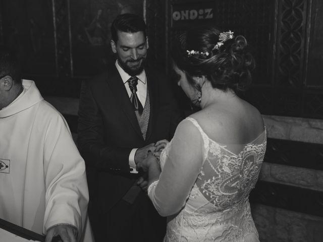 La boda de Xabi y Amaia en Getxo, Vizcaya 26
