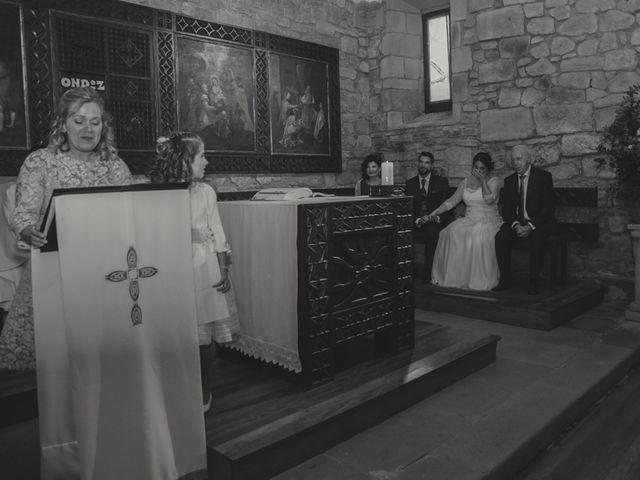 La boda de Xabi y Amaia en Getxo, Vizcaya 27