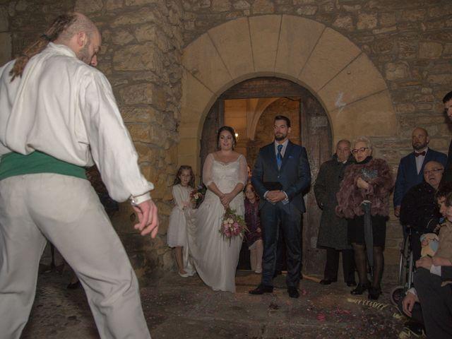 La boda de Xabi y Amaia en Getxo, Vizcaya 30