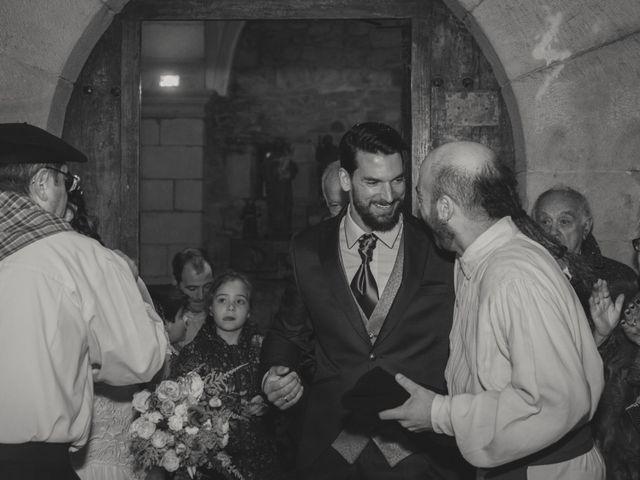 La boda de Xabi y Amaia en Getxo, Vizcaya 31