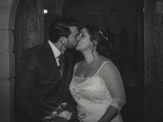 La boda de Xabi y Amaia en Getxo, Vizcaya 33