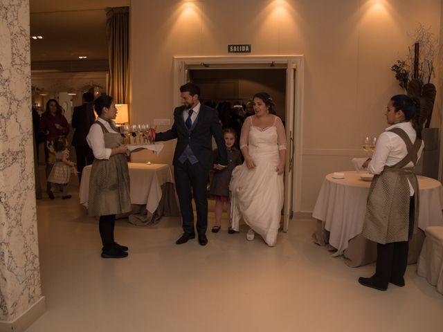 La boda de Xabi y Amaia en Getxo, Vizcaya 34