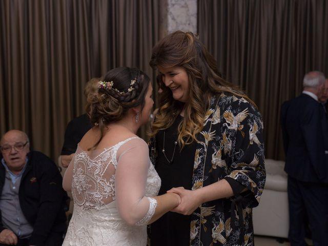 La boda de Xabi y Amaia en Getxo, Vizcaya 36