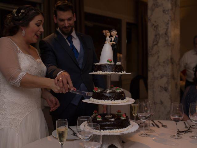 La boda de Xabi y Amaia en Getxo, Vizcaya 44