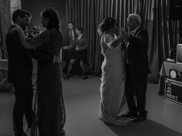 La boda de Xabi y Amaia en Getxo, Vizcaya 46