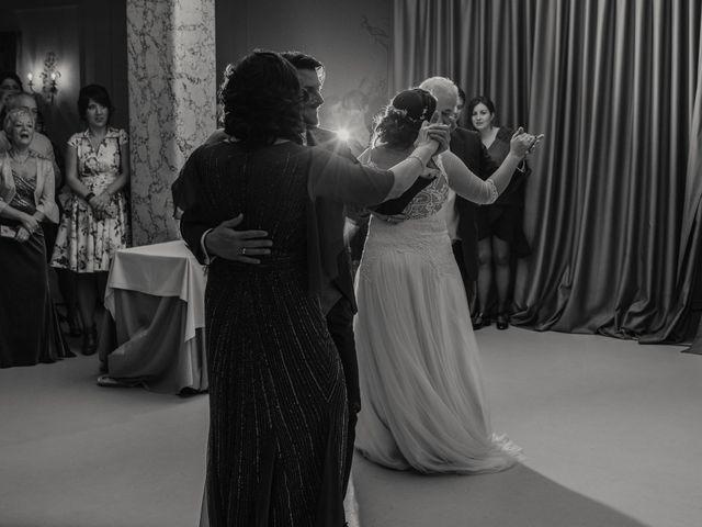 La boda de Xabi y Amaia en Getxo, Vizcaya 47