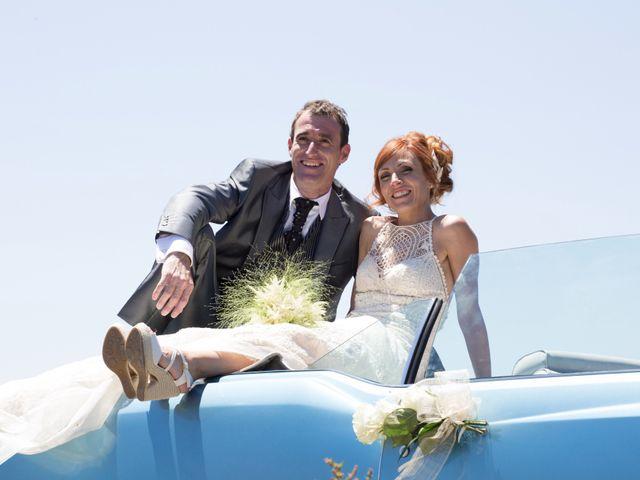La boda de Almudena y Gorka