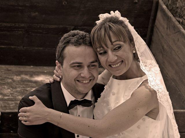 La boda de Cristian y Abigail en Carrion De Calatrava, Ciudad Real 2