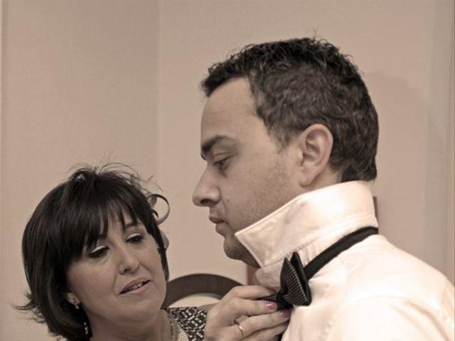 La boda de Cristian y Abigail en Carrion De Calatrava, Ciudad Real 3