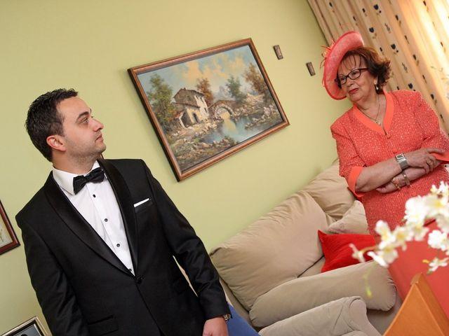 La boda de Cristian y Abigail en Carrion De Calatrava, Ciudad Real 6