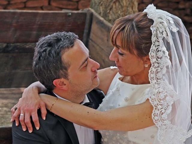La boda de Cristian y Abigail en Carrion De Calatrava, Ciudad Real 9