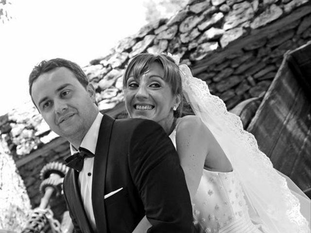 La boda de Cristian y Abigail en Carrion De Calatrava, Ciudad Real 10