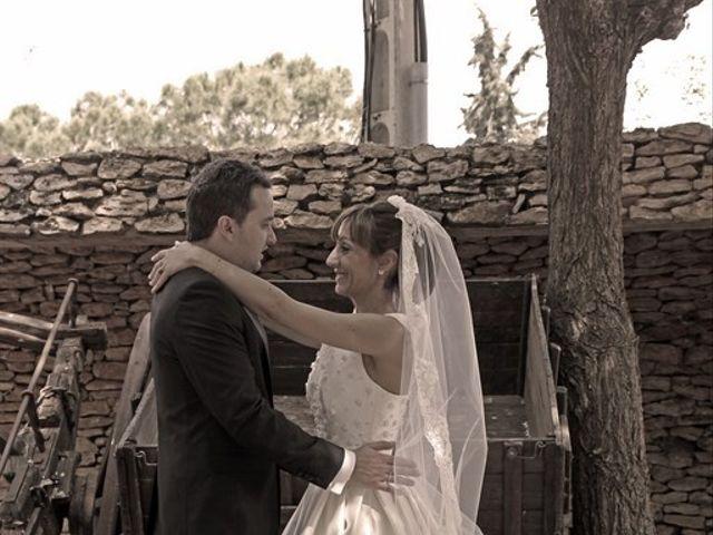 La boda de Cristian y Abigail en Carrion De Calatrava, Ciudad Real 12