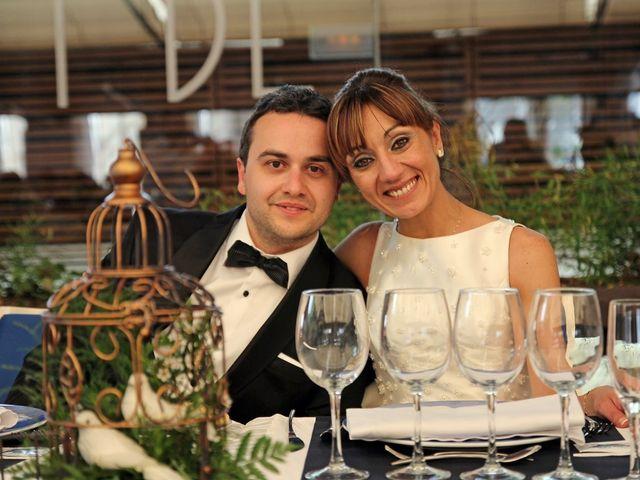 La boda de Cristian y Abigail en Carrion De Calatrava, Ciudad Real 14