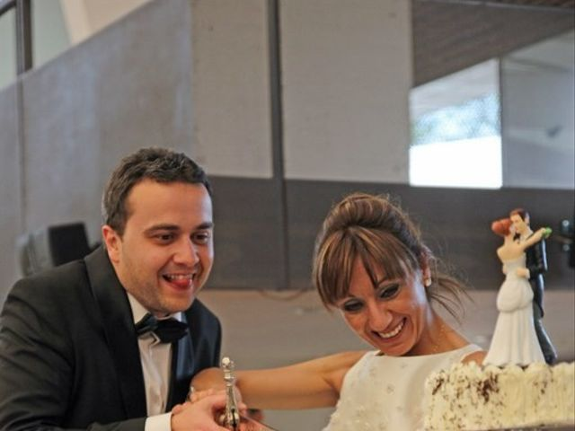 La boda de Cristian y Abigail en Carrion De Calatrava, Ciudad Real 15