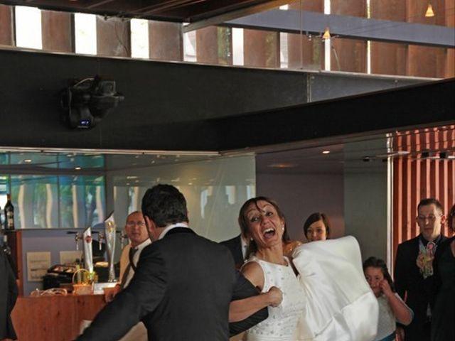 La boda de Cristian y Abigail en Carrion De Calatrava, Ciudad Real 17