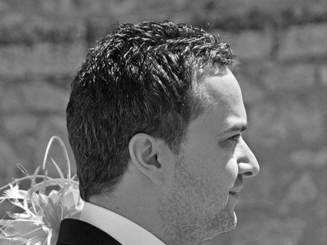 La boda de Cristian y Abigail en Carrion De Calatrava, Ciudad Real 18
