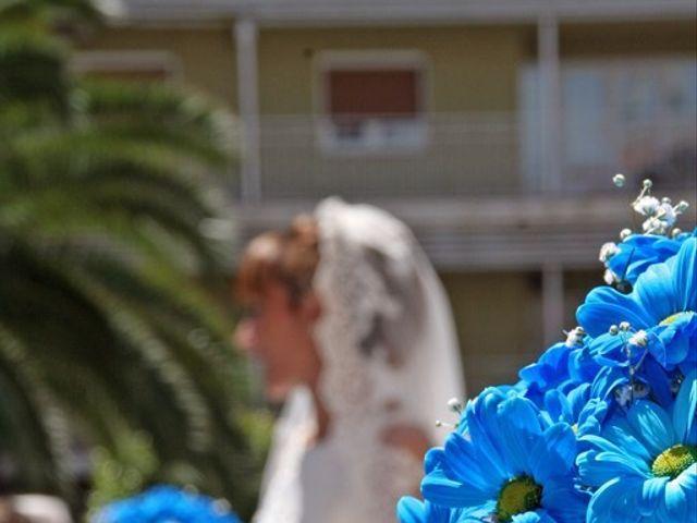 La boda de Cristian y Abigail en Carrion De Calatrava, Ciudad Real 20
