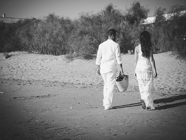 La boda de Pedro y Miriam en Cartaya, Huelva 8