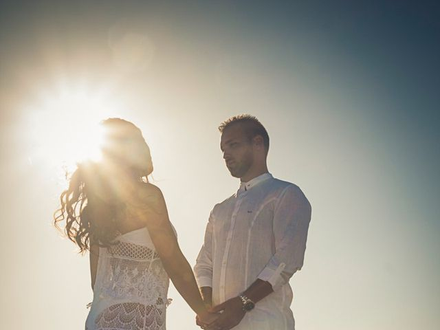 La boda de Pedro y Miriam en Cartaya, Huelva 9