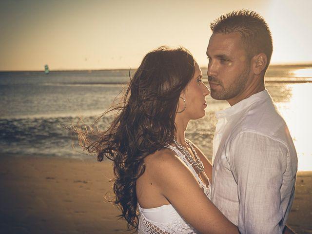 La boda de Pedro y Miriam en Cartaya, Huelva 12