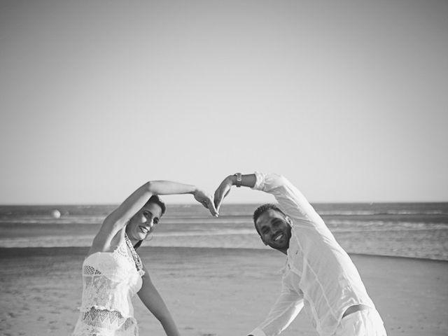 La boda de Pedro y Miriam en Cartaya, Huelva 14