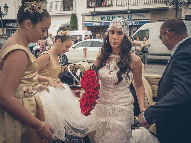 La boda de Pedro y Miriam en Cartaya, Huelva 40