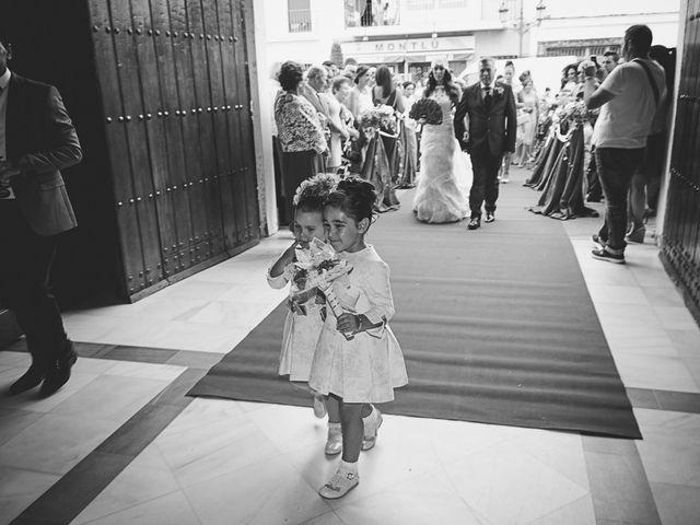 La boda de Pedro y Miriam en Cartaya, Huelva 41