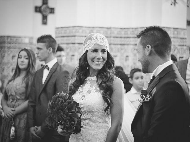 La boda de Pedro y Miriam en Cartaya, Huelva 43