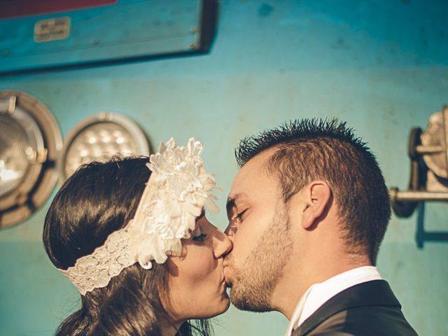 La boda de Pedro y Miriam en Cartaya, Huelva 88