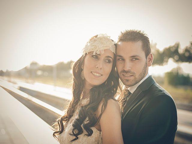 La boda de Pedro y Miriam en Cartaya, Huelva 93