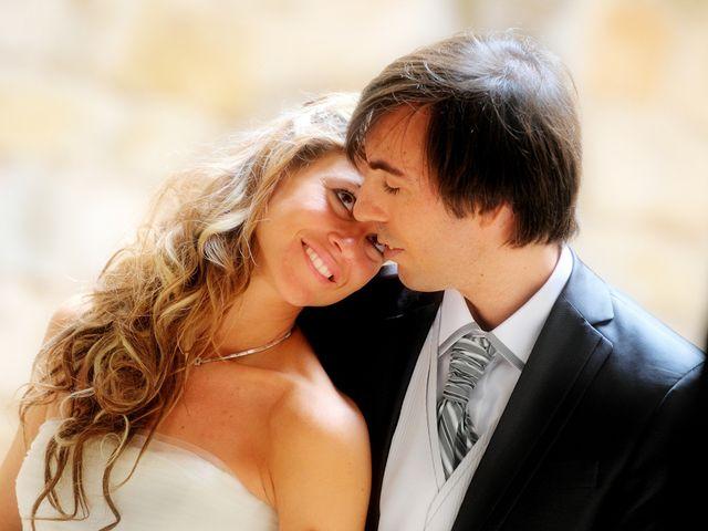 La boda de Ruben y Silvia