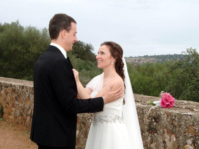 La boda de Jose Luís y Ana Belén en Mérida, Badajoz 27