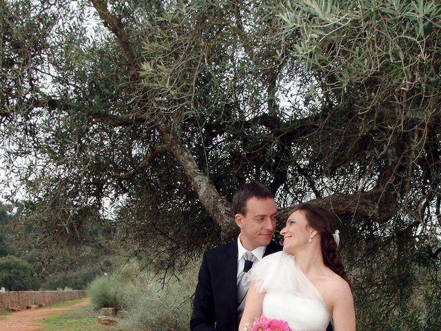 La boda de Jose Luís y Ana Belén en Mérida, Badajoz 29