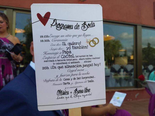 La boda de Sergio y Eva en Montbrio Del Camp, Tarragona 3