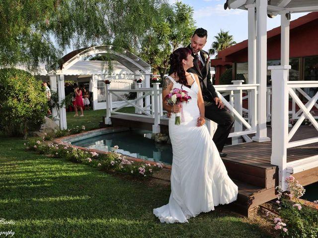 La boda de Sergio y Eva en Montbrio Del Camp, Tarragona 1