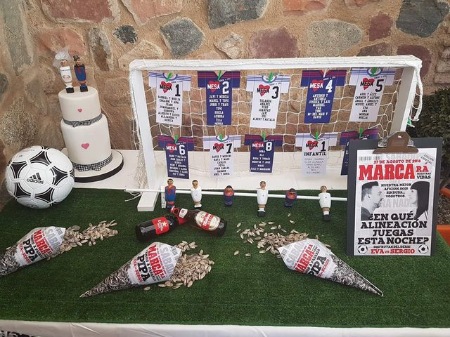 La boda de Sergio y Eva en Montbrio Del Camp, Tarragona 4