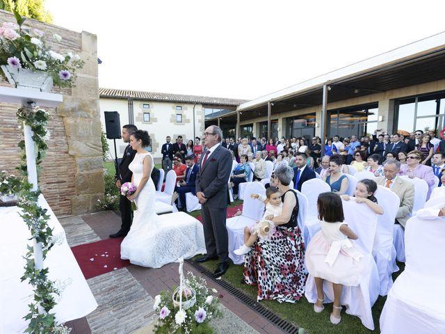 La boda de Marcos y Paula en Logroño, La Rioja 7
