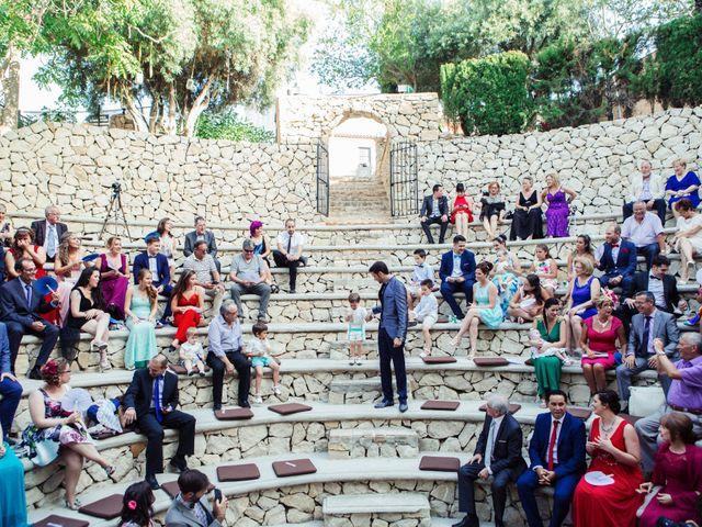 La boda de Raúl y Estela en Alacant/alicante, Alicante 21